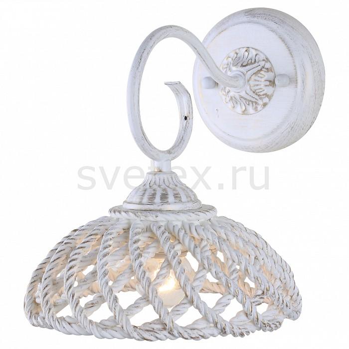 Фото Бра Arte Lamp Twisted A5358AP-1WG