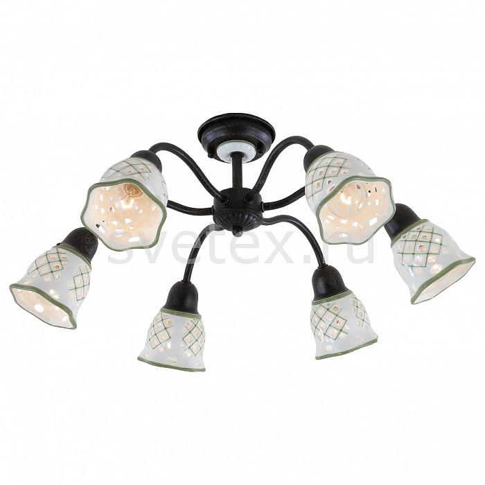 Люстра на штанге CitiluxСветильники<br>Артикул - CL534162,Бренд - Citilux (Дания),Коллекция - Ажур,Гарантия, месяцы - 24,Высота, мм - 220,Диаметр, мм - 560,Тип лампы - компактная люминесцентная [КЛЛ] ИЛИнакаливания ИЛИсветодиодная [LED],Общее кол-во ламп - 6,Напряжение питания лампы, В - 220,Максимальная мощность лампы, Вт - 60,Лампы в комплекте - отсутствуют,Цвет плафонов и подвесок - белый, зеленый,Тип поверхности плафонов - матовый,Материал плафонов и подвесок - керамика,Цвет арматуры - белый, зеленый, черный,Тип поверхности арматуры - матовый,Материал арматуры - керамика, металл,Количество плафонов - 6,Возможность подлючения диммера - можно, если установить лампу накаливания,Тип цоколя лампы - E14,Класс электробезопасности - I,Общая мощность, Вт - 360,Степень пылевлагозащиты, IP - 20,Диапазон рабочих температур - комнатная температура,Дополнительные параметры - ручная роспись плафона<br>