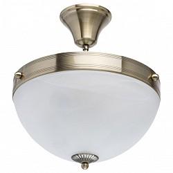 Светильник на штанге MW-LightКруглые<br>Артикул - MW_450016203,Бренд - MW-Light (Германия),Коллекция - Ариадна 20,Гарантия, месяцы - 24,Высота, мм - 320,Диаметр, мм - 350,Тип лампы - компактная люминесцентная [КЛЛ] ИЛИнакаливания ИЛИсветодиодная [LED],Общее кол-во ламп - 3,Напряжение питания лампы, В - 220,Максимальная мощность лампы, Вт - 60,Лампы в комплекте - отсутствуют,Цвет плафонов и подвесок - белый,Тип поверхности плафонов - матовый,Материал плафонов и подвесок - стекло,Цвет арматуры - бронза античная,Тип поверхности арматуры - матовый,Материал арматуры - металл,Возможность подлючения диммера - можно, если установить лампу накаливания,Тип цоколя лампы - E27,Класс электробезопасности - I,Общая мощность, Вт - 180,Степень пылевлагозащиты, IP - 20,Диапазон рабочих температур - комнатная температура,Дополнительные параметры - способ крепления светильника к потолку – на крюке<br>