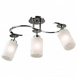 Люстра на штанге Odeon LightНе более 4 ламп<br>Артикул - OD_2282_3C,Бренд - Odeon Light (Италия),Коллекция - Bila,Гарантия, месяцы - 24,Время изготовления, дней - 1,Высота, мм - 350,Тип лампы - компактная люминесцентная [КЛЛ] ИЛИнакаливания ИЛИсветодиодная [LED],Общее кол-во ламп - 3,Напряжение питания лампы, В - 220,Максимальная мощность лампы, Вт - 60,Лампы в комплекте - отсутствуют,Цвет плафонов и подвесок - белый,Тип поверхности плафонов - матовый, рельефный,Материал плафонов и подвесок - стекло,Цвет арматуры - никель,Тип поверхности арматуры - глянцевый,Материал арматуры - металл,Возможность подлючения диммера - можно, если установить лампу накаливания,Тип цоколя лампы - E27,Класс электробезопасности - I,Общая мощность, Вт - 180,Степень пылевлагозащиты, IP - 20,Диапазон рабочих температур - комнатная температура<br>
