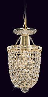 Фото Подвесной светильник Preciosa Brilliant 45371300107010100