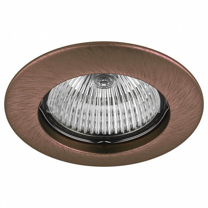 Встраиваемый светильник LightstarВстраиваемые светильники<br>Артикул - LS_011078,Бренд - Lightstar (Италия),Коллекция - Teso,Гарантия, месяцы - 24,Время изготовления, дней - 1,Высота, мм - 68,Выступ, мм - 8,Глубина, мм - 60,Диаметр, мм - 80,Размер врезного отверстия, мм - 60,Тип лампы - галогеновая ИЛИсветодиодная [LED],Общее кол-во ламп - 1,Напряжение питания лампы, В - 220,Максимальная мощность лампы, Вт - 50,Лампы в комплекте - отсутствуют,Цвет арматуры - бронза,Тип поверхности арматуры - матовый,Материал арматуры - металл,Возможность подлючения диммера - можно, если установить галогеновую лампу,Форма и тип колбы - полусферическая с рефлектором ИЛИполусферическая с радиатором,Тип цоколя лампы - GU5.3,Экономичнее лампы накаливания - на 50%,Класс электробезопасности - I,Степень пылевлагозащиты, IP - 20,Диапазон рабочих температур - комнатная температура,Дополнительные параметры - рефлекторная лампа MR-16, возможна установка лампы GU5.3 (MR-16) на 12 В с подключением через трансформатор 12 В<br>