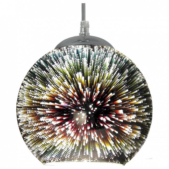 Подвесной светильник LussoleБарные<br>Артикул - LSP-0197,Бренд - Lussole (Италия),Коллекция - Loft,Гарантия, месяцы - 24,Высота, мм - 180-1200,Диаметр, мм - 200,Тип лампы - компактная люминесцентная [КЛЛ] ИЛИнакаливания ИЛИсветодиодная [LED],Общее кол-во ламп - 1,Напряжение питания лампы, В - 220,Максимальная мощность лампы, Вт - 60,Лампы в комплекте - отсутствуют,Цвет плафонов и подвесок - разноцветный,Тип поверхности плафонов - глянцевый,Материал плафонов и подвесок - стекло,Цвет арматуры - хром,Тип поверхности арматуры - глянцевый,Материал арматуры - металл,Количество плафонов - 1,Возможность подлючения диммера - можно, если установить лампу накаливания,Тип цоколя лампы - E27,Класс электробезопасности - I,Степень пылевлагозащиты, IP - 20,Диапазон рабочих температур - комнатная температура,Дополнительные параметры - способ крепления светильника к потолку - на монтажной пластине<br>