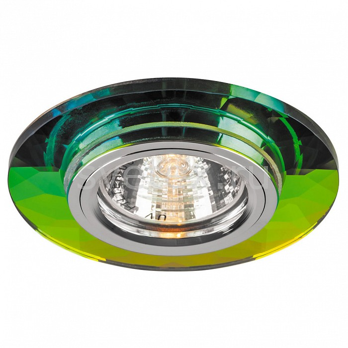 Встраиваемый светильник FeronВстраиваемые светильники<br>Артикул - FE_18644,Бренд - Feron (Китай),Коллекция - 8050-2,Гарантия, месяцы - 24,Глубина, мм - 23,Диаметр, мм - 95,Размер врезного отверстия, мм - 60,Тип лампы - галогеновая ИЛИсветодиодная [LED],Общее кол-во ламп - 1,Напряжение питания лампы, В - 12,Максимальная мощность лампы, Вт - 50,Лампы в комплекте - отсутствуют,Цвет арматуры - разноцветный, хром,Тип поверхности арматуры - глянцевый, прозрачный,Материал арматуры - металл, стекло,Возможность подлючения диммера - можно, если установить галогеновую лампу,Необходимые компоненты - трансформатор 12В,Компоненты, входящие в комплект - нет,Форма и тип колбы - полусферическая с рефлектором,Тип цоколя лампы - GU5.3,Класс электробезопасности - I,Напряжение питания, В - 220,Степень пылевлагозащиты, IP - 20,Диапазон рабочих температур - комнатная температура<br>