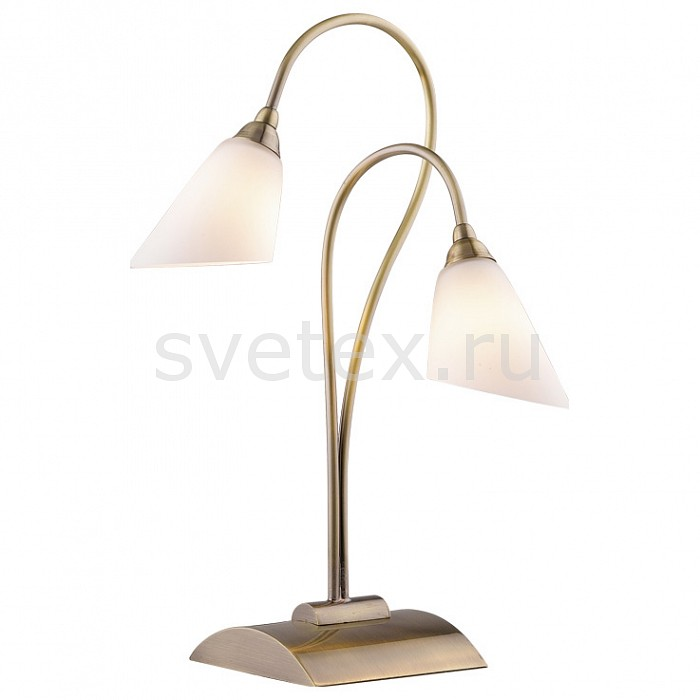 Фото Настольная лампа Odeon Light G9 220В 40Вт 2800 - 3200 K Hedys 1375/2T