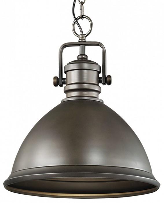 Подвесной светильник Odeon LightБарные<br>Артикул - OD_2900_1,Бренд - Odeon Light (Италия),Коллекция - Talva,Гарантия, месяцы - 24,Высота, мм - 330-1420,Диаметр, мм - 330,Тип лампы - компактная люминесцентная [КЛЛ] ИЛИнакаливания ИЛИсветодиодная [LED],Общее кол-во ламп - 1,Напряжение питания лампы, В - 220,Максимальная мощность лампы, Вт - 60,Лампы в комплекте - отсутствуют,Цвет плафонов и подвесок - коричневый,Тип поверхности плафонов - матовый,Материал плафонов и подвесок - металл,Цвет арматуры - коричневый,Тип поверхности арматуры - матовый,Материал арматуры - металл,Количество плафонов - 1,Возможность подлючения диммера - можно, если установить лампу накаливания,Тип цоколя лампы - E27,Класс электробезопасности - I,Степень пылевлагозащиты, IP - 20,Диапазон рабочих температур - комнатная температура,Дополнительные параметры - способ крепления светильника на потолке - на крюке, регулируется по высоте<br>