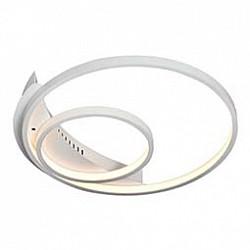 Накладной светильник ST-LuceКруглые<br>Артикул - SL858.502.02,Бренд - ST-Luce (Китай),Коллекция - 858,Гарантия, месяцы - 24,Высота, мм - 120,Диаметр, мм - 450,Размер упаковки, мм - 520x140x520,Тип лампы - светодиодная [LED],Общее кол-во ламп - 2,Напряжение питания лампы, В - 220,Максимальная мощность лампы, Вт - 30,Лампы в комплекте - светодиодные [LED],Цвет плафонов и подвесок - белый,Тип поверхности плафонов - матовый,Материал плафонов и подвесок - металл,Цвет арматуры - белый,Тип поверхности арматуры - матовый,Материал арматуры - металл,Возможность подлючения диммера - нельзя,Класс электробезопасности - I,Общая мощность, Вт - 60,Степень пылевлагозащиты, IP - 20,Диапазон рабочих температур - комнатная температура,Дополнительные параметры - способ крепления светильника к потолку – на монтажной пластине<br>