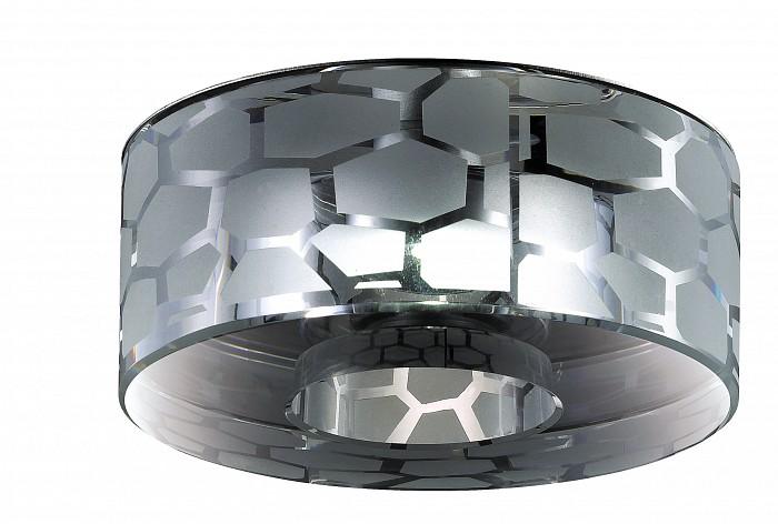 Фото Встраиваемый светильник Novotech Crystal-LED 357014