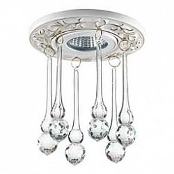 Встраиваемый светильник NovotechСветильники для натяжных потолков<br>Артикул - NV_369959,Бренд - Novotech (Венгрия),Коллекция - Pendant,Гарантия, месяцы - 24,Высота, мм - 170,Диаметр, мм - 120,Тип лампы - галогеновая ИЛИсветодиодная [LED],Общее кол-во ламп - 1,Напряжение питания лампы, В - 12,Максимальная мощность лампы, Вт - 50,Лампы в комплекте - отсутствуют,Цвет плафонов и подвесок - неокрашенный,Тип поверхности плафонов - прозрачный,Материал плафонов и подвесок - хрусталь,Цвет арматуры - белый, золото,Тип поверхности арматуры - матовый, рельефный,Материал арматуры - фарфор,Форма и тип колбы - полусферическая с рефлектором,Тип цоколя лампы - GX5.3,Класс электробезопасности - III,Степень пылевлагозащиты, IP - 20,Диапазон рабочих температур - комнатная температура,Дополнительные параметры - ручная роспись, золотое декоративное покрытие, 17% натурального золота в составе покрытия<br>