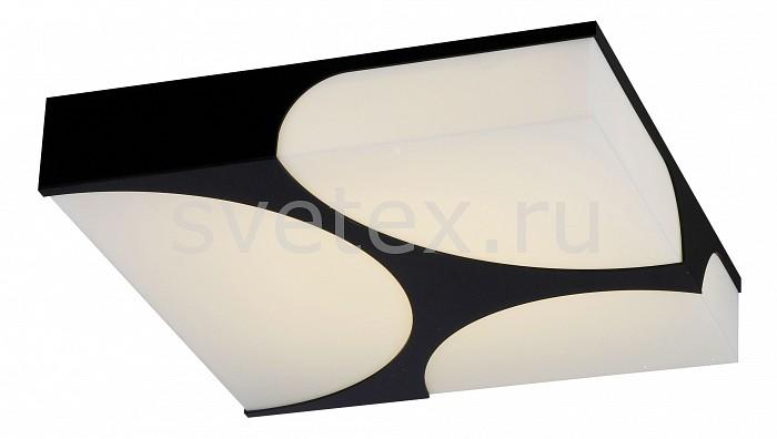 Накладной светильник ST-LuceКвадратные<br>Артикул - SL863.402.01,Бренд - ST-Luce (Китай),Коллекция - Revista,Гарантия, месяцы - 24,Длина, мм - 500,Ширина, мм - 500,Высота, мм - 120,Размер упаковки, мм - 600x600x210,Тип лампы - светодиодная [LED],Общее кол-во ламп - 1,Напряжение питания лампы, В - 220,Максимальная мощность лампы, Вт - 40,Цвет лампы - белый,Лампы в комплекте - светодиодная [LED],Цвет плафонов и подвесок - белый, черный,Тип поверхности плафонов - матовый,Материал плафонов и подвесок - акрил,Цвет арматуры - черный,Тип поверхности арматуры - матовый,Материал арматуры - металл,Количество плафонов - 1,Возможность подлючения диммера - нельзя,Цветовая температура, K - 4000 K,Световой поток, лм - 6600,Экономичнее лампы накаливания - в 10 раз,Светоотдача, лм/Вт - 165,Класс электробезопасности - I,Степень пылевлагозащиты, IP - 20,Диапазон рабочих температур - комнатная температура,Дополнительные параметры - способ крепления светильника к потолку – на монтажной пластине<br>
