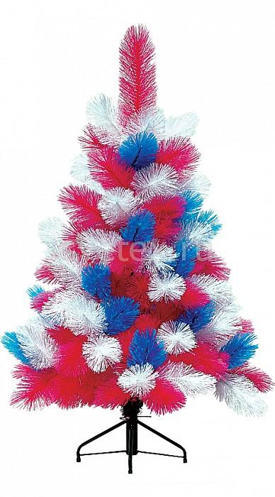 Ель новогодняя Mister ChristmasЕли новогодние<br>Артикул - MC_MONTEREY_MIX_1_PINE_160,Бренд - Mister Christmas (Россия),Коллекция - MONTEREY MIX-1,Высота, мм - 1600,Диаметр, мм - 1000,Высота - 1.6 м,Диаметр - 1 м,Цвет - белый, красный, синий,Материал - ПВХ<br>