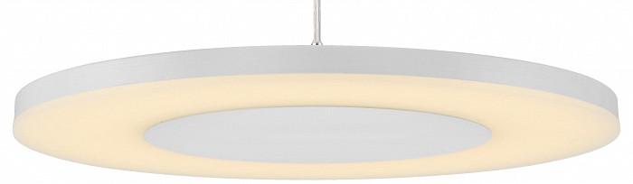 Подвесной светильник MantraБарные<br>Артикул - MN_4490,Бренд - Mantra (Испания),Коллекция - Discobolo,Гарантия, месяцы - 24,Время изготовления, дней - 1,Высота, мм - 200-1500,Диаметр, мм - 480,Тип лампы - светодиодная [LED],Общее кол-во ламп - 1,Напряжение питания лампы, В - 220,Максимальная мощность лампы, Вт - 36,Цвет лампы - белый теплый,Лампы в комплекте - светодиодная [LED],Цвет плафонов и подвесок - белый,Тип поверхности плафонов - матовый,Материал плафонов и подвесок - акрил,Цвет арматуры - белый,Тип поверхности арматуры - глянцевый,Материал арматуры - металл,Количество плафонов - 1,Возможность подлючения диммера - нельзя,Цветовая температура, K - 3000 K,Световой поток, лм - 3240,Экономичнее лампы накаливания - в 5.8 раза,Класс электробезопасности - I,Степень пылевлагозащиты, IP - 20,Диапазон рабочих температур - комнатная температура<br>