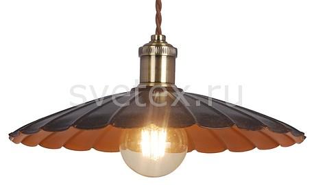 Подвесной светильник MaytoniСветодиодные<br>Артикул - MY_T022-11-R,Бренд - Maytoni (Германия),Коллекция - Quay,Гарантия, месяцы - 24,Высота, мм - 1397-2637,Диаметр, мм - 350,Тип лампы - компактная люминесцентная [КЛЛ] ИЛИнакаливания ИЛИсветодиодная [LED],Общее кол-во ламп - 1,Напряжение питания лампы, В - 220,Максимальная мощность лампы, Вт - 60,Лампы в комплекте - отсутствуют,Цвет плафонов и подвесок - коричневый,Тип поверхности плафонов - матовый,Материал плафонов и подвесок - металл,Цвет арматуры - коричневый,Тип поверхности арматуры - матовый,Материал арматуры - металл,Количество плафонов - 1,Возможность подлючения диммера - можно, если установить лампу накаливания,Тип цоколя лампы - E27,Класс электробезопасности - I,Степень пылевлагозащиты, IP - 20,Диапазон рабочих температур - комнатная температура,Дополнительные параметры - способ крепления светильника к потолку - на монтажной пластине, регулируется по высоте<br>