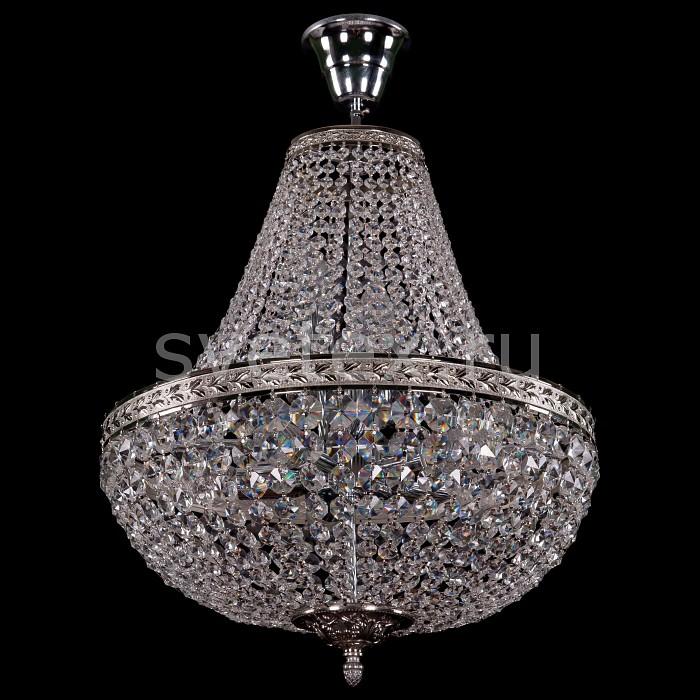 Люстра на штанге Bohemia Ivele CrystalБолее 6 ламп<br>Артикул - BI_2150_40_Ni,Бренд - Bohemia Ivele Crystal (Чехия),Коллекция - 2150,Гарантия, месяцы - 24,Высота, мм - 450,Диаметр, мм - 400,Размер упаковки, мм - 450x450x200,Тип лампы - компактная люминесцентная [КЛЛ] ИЛИнакаливания ИЛИсветодиодная [LED],Общее кол-во ламп - 8,Напряжение питания лампы, В - 220,Максимальная мощность лампы, Вт - 40,Лампы в комплекте - отсутствуют,Цвет плафонов и подвесок - неокрашенный,Тип поверхности плафонов - прозрачный,Материал плафонов и подвесок - хрусталь,Цвет арматуры - никель,Тип поверхности арматуры - глянцевый, рельефный,Материал арматуры - латунь,Возможность подлючения диммера - можно, если установить лампу накаливания,Тип цоколя лампы - E14,Класс электробезопасности - I,Общая мощность, Вт - 320,Степень пылевлагозащиты, IP - 20,Диапазон рабочих температур - комнатная температура,Дополнительные параметры - способ крепления светильника к потолку - на крюке<br>