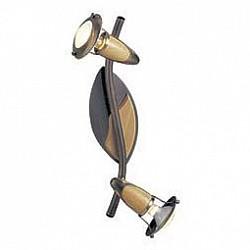 Спот GloboС 2 лампами<br>Артикул - GB_5436-2,Бренд - Globo (Австрия),Коллекция - Lord,Гарантия, месяцы - 24,Размер упаковки, мм - 390x155x110,Тип лампы - компактная люминесцентная [КЛЛ] ИЛИнакаливания ИЛИсветодиодная [LED],Общее кол-во ламп - 2,Напряжение питания лампы, В - 220,Максимальная мощность лампы, Вт - 40,Лампы в комплекте - отсутствуют,Цвет плафонов и подвесок - медь,Тип поверхности плафонов - матовый,Материал плафонов и подвесок - металл,Цвет арматуры - коричневый, желтый,Тип поверхности арматуры - глянцевый, матовый,Материал арматуры - дерево, медь,Возможность подлючения диммера - можно, если установить лампу накаливания,Тип цоколя лампы - E14,Класс электробезопасности - I,Общая мощность, Вт - 80,Степень пылевлагозащиты, IP - 20,Диапазон рабочих температур - комнатная температура,Дополнительные параметры - поворотный светильник, рефлекторная лампа R50 (диаметр колбы 50 мм) или аналоги<br>