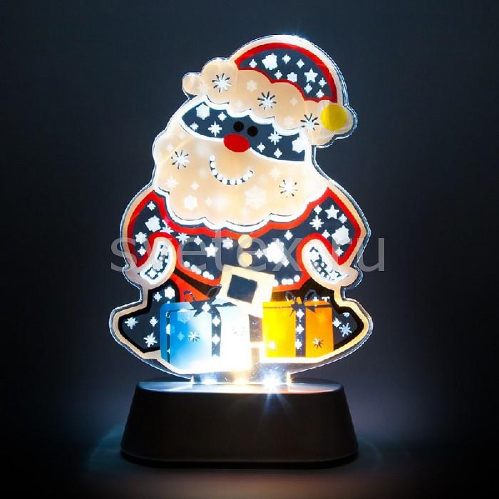 Фото Дед Мороз световой Feron 13 см x 18.5 см x 5 см LT096