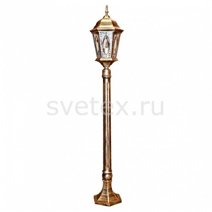 Наземный высокий светильник FeronСветильники<br>Артикул - FE_11332,Бренд - Feron (Китай),Коллекция - Витраж с овалом,Гарантия, месяцы - 24,Ширина, мм - 200,Высота, мм - 1155,Выступ, мм - 200,Тип лампы - компактная люминесцентная [КЛЛ] ИЛИнакаливания ИЛИсветодиодная [LED],Общее кол-во ламп - 1,Напряжение питания лампы, В - 220,Максимальная мощность лампы, Вт - 60,Лампы в комплекте - отсутствуют,Цвет плафонов и подвесок - неокрашенный,Тип поверхности плафонов - прозрачный, рельефный,Материал плафонов и подвесок - стекло,Цвет арматуры - золото черненое,Тип поверхности арматуры - матовый,Материал арматуры - силумин,Количество плафонов - 1,Тип цоколя лампы - E27,Класс электробезопасности - I,Степень пылевлагозащиты, IP - 44,Диапазон рабочих температур - от -40^C до +40^C<br>