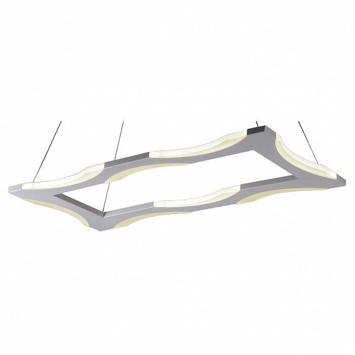 Подвесной светильник Kink LightСветодиодные<br>Артикул - KL_08504.01,Бренд - Kink Light (Китай),Коллекция - Альтис-Байт,Гарантия, месяцы - 24,Длина, мм - 680,Ширина, мм - 320,Высота, мм - 1100,Тип лампы - светодиодная [LED],Общее кол-во ламп - 1,Напряжение питания лампы, В - 220,Максимальная мощность лампы, Вт - 68,Цвет лампы - белый,Лампы в комплекте - светодиодная [LED],Цвет плафонов и подвесок - белый,Тип поверхности плафонов - матовый,Материал плафонов и подвесок - акрил,Цвет арматуры - белый,Тип поверхности арматуры - матовый,Материал арматуры - металл,Количество плафонов - 1,Возможность подлючения диммера - нельзя,Цветовая температура, K - 4000 K,Световой поток, лм - 6120,Экономичнее лампы накаливания - в 5.5 раза,Светоотдача, лм/Вт - 90,Класс электробезопасности - I,Степень пылевлагозащиты, IP - 20,Диапазон рабочих температур - комнатная температура,Дополнительные параметры - способ крепления светильника к потолку - на монжатной пластине, регулируется по высоте<br>