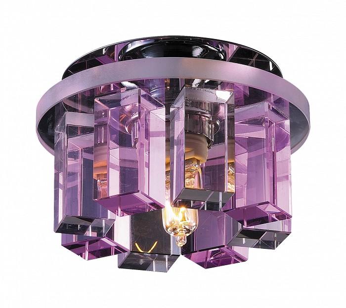Встраиваемый светильник NovotechКруглые<br>Артикул - NV_369354,Бренд - Novotech (Венгрия),Коллекция - Caramel 3,Гарантия, месяцы - 24,Время изготовления, дней - 1,Глубина, мм - 20,Диаметр, мм - 105,Размер врезного отверстия, мм - 50,Тип лампы - галогеновая ИЛИсветодиодная [LED],Общее кол-во ламп - 1,Напряжение питания лампы, В - 220,Максимальная мощность лампы, Вт - 40,Лампы в комплекте - отсутствуют,Цвет плафонов и подвесок - неокрашенный, розовый,Тип поверхности плафонов - прозрачный,Материал плафонов и подвесок - оптическое стекло,Цвет арматуры - хром,Тип поверхности арматуры - глянцевый,Материал арматуры - металл,Количество плафонов - 1,Возможность подлючения диммера - можно, если установить галогеновую лампу,Форма и тип колбы - пальчиковая,Тип цоколя лампы - G9,Экономичнее лампы накаливания - на 50%,Класс электробезопасности - I,Степень пылевлагозащиты, IP - 20,Диапазон рабочих температур - комнатная температура<br>