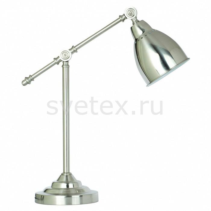 Настольная лампа Arte LampСветильники<br>Артикул - AR_A2054LT-1SS,Бренд - Arte Lamp (Италия),Коллекция - Braccio,Гарантия, месяцы - 24,Ширина, мм - 180,Высота, мм - 520,Выступ, мм - 470,Тип лампы - компактная люминесцентная [КЛЛ] ИЛИнакаливания ИЛИсветодиодная [LED],Общее кол-во ламп - 1,Напряжение питания лампы, В - 220,Максимальная мощность лампы, Вт - 60,Лампы в комплекте - отсутствуют,Цвет плафонов и подвесок - серебро,Тип поверхности плафонов - матовый,Материал плафонов и подвесок - металл,Цвет арматуры - серебро,Тип поверхности арматуры - матовый,Материал арматуры - металл,Количество плафонов - 1,Наличие выключателя, диммера или пульта ДУ - выключатель на проводе,Компоненты, входящие в комплект - провод электропитания с вилкой без заземления,Тип цоколя лампы - E27,Класс электробезопасности - II,Степень пылевлагозащиты, IP - 20,Диапазон рабочих температур - комнатная температура,Дополнительные параметры - поворотный светильник<br>