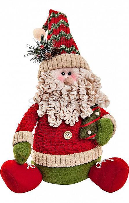 Дед Мороз Mister ChristmasДеды Морозы<br>Артикул - MC_SP-02-DM,Бренд - Mister Christmas (Россия),Коллекция - Дед Мороз,Высота, мм - 350,Высота - 35 см,Цвет - разноцветный,Материал - текстиль<br>