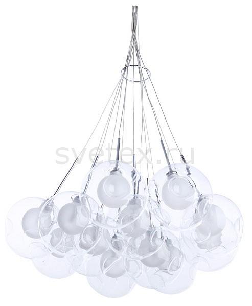 Подвесная люстра DivinareСветодиодные<br>Артикул - DV_7720_02_SP-13,Бренд - Divinare (Италия),Коллекция - Grappolo,Гарантия, месяцы - 24,Высота, мм - 150-1350,Диаметр, мм - 520,Тип лампы - светодиодная [LED],Общее кол-во ламп - 13,Напряжение питания лампы, В - 12,Максимальная мощность лампы, Вт - 1.5,Цвет лампы - белый,Лампы в комплекте - светодиодные [LED] G4,Цвет плафонов и подвесок - неокрашенный,Тип поверхности плафонов - прозрачный,Материал плафонов и подвесок - стекло,Цвет арматуры - хром,Тип поверхности арматуры - глянцевый,Материал арматуры - металл,Количество плафонов - 13,Возможность подлючения диммера - нельзя,Компоненты, входящие в комплект - трансформатор 12В,Форма и тип колбы - пальчиковая,Тип цоколя лампы - G4,Цветовая температура, K - 4000 K,Световой поток, лм - 1365,Экономичнее лампы накаливания - в 11, 3 раза,Светоотдача, лм/Вт - 70,Ресурс лампы - 25 тыс. часов,Класс электробезопасности - I,Напряжение питания, В - 220,Общая мощность, Вт - 19,Степень пылевлагозащиты, IP - 20,Диапазон рабочих температур - комнатная температура,Дополнительные параметры - способ крепления светильника к потолку - на монтажной пластине, регулируется по высоте<br>