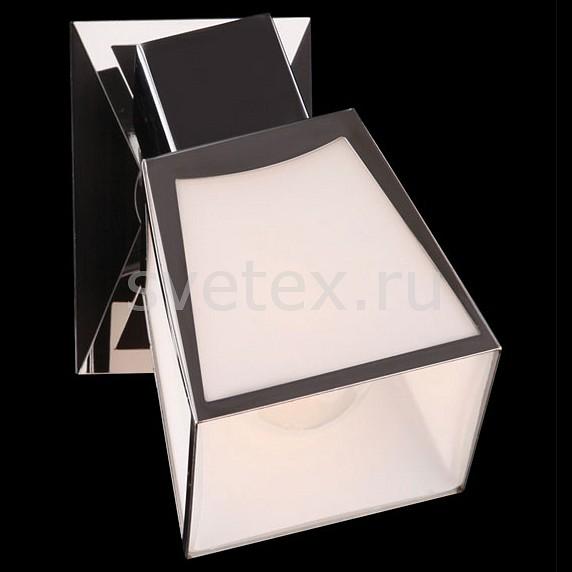 Спот EurosvetС 1 лампой<br>Артикул - EV_6316,Бренд - Eurosvet (Китай),Коллекция - 57021,Гарантия, месяцы - 24,Длина, мм - 130,Ширина, мм - 120,Выступ, мм - 140,Тип лампы - компактная люминесцентная [КЛЛ] ИЛИнакаливания ИЛИсветодиодная [LED],Общее кол-во ламп - 1,Напряжение питания лампы, В - 220,Максимальная мощность лампы, Вт - 40,Лампы в комплекте - отсутствуют,Цвет плафонов и подвесок - белый с хромированной каймой,Тип поверхности плафонов - матовый,Материал плафонов и подвесок - стекло,Цвет арматуры - венге, хром,Тип поверхности арматуры - глянцевый, матовый,Материал арматуры - дерево, металл,Количество плафонов - 1,Тип цоколя лампы - E14,Класс электробезопасности - I,Степень пылевлагозащиты, IP - 20,Диапазон рабочих температур - комнатная температура,Дополнительные параметры - поворотный светильник<br>