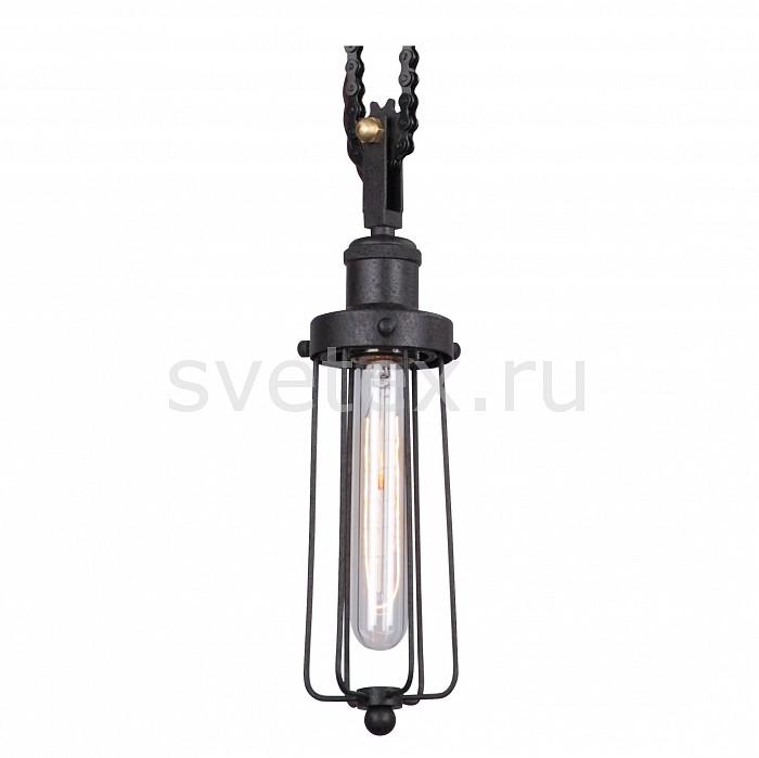 Подвесной светильник LussoleСветильники<br>Артикул - LSP-9626,Бренд - Lussole (Италия),Коллекция - Loft,Гарантия, месяцы - 24,Время изготовления, дней - 1,Высота, мм - 1200,Диаметр, мм - 120,Тип лампы - накаливания,Общее кол-во ламп - 1,Напряжение питания лампы, В - 220,Максимальная мощность лампы, Вт - 60,Цвет лампы - белый теплый,Лампы в комплекте - накаливания E27 GF-E-718,Цвет арматуры - черный,Тип поверхности арматуры - матовый,Материал арматуры - металл,Возможность подлючения диммера - можно,Форма и тип колбы - одноцокольная цилиндрическая,Тип цоколя лампы - E27,Цветовая температура, K - 2800 K,Класс электробезопасности - I,Степень пылевлагозащиты, IP - 20,Диапазон рабочих температур - комнатная температура,Дополнительные параметры - стиль Кантри<br>