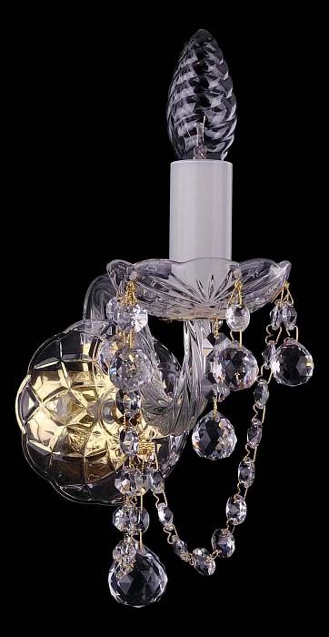 Фото Бра Bohemia Ivele Crystal 1400 1400/1/G/Balls