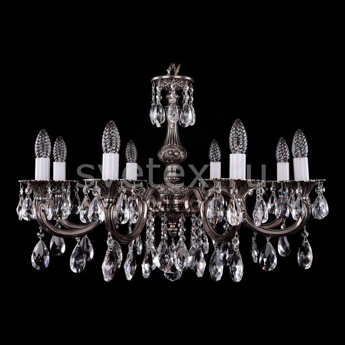 Фото Подвесная люстра Bohemia Ivele Crystal 1702 1702/8/A/NB