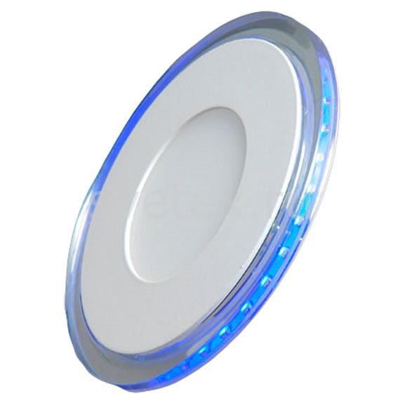 Встраиваемый светильник ElvanТЕХНИЧЕСКИЕ светильники<br>Артикул - ELV_VLS_701R_9W_WW,Бренд - Elvan (Россия),Коллекция - VLS,Гарантия, месяцы - 24,Глубина, мм - 25,Диаметр, мм - 130,Размер врезного отверстия, мм - 95,Размер упаковки, мм - 130x25,Тип лампы - светодиодная [LED],Общее кол-во ламп - 18,Напряжение питания лампы, В - 220,Максимальная мощность лампы, Вт - 0.50,Цвет лампы - белый теплый,Лампы в комплекте - светодиодные [LED],Цвет плафонов и подвесок - белый,Тип поверхности плафонов - матовый,Материал плафонов и подвесок - полимер,Цвет арматуры - белый,Тип поверхности арматуры - матовый,Материал арматуры - дюралюминий,Количество плафонов - 1,Цветовая температура, K - 3000 K,Экономичнее лампы накаливания - В 6, 9 раза,Класс электробезопасности - I,Общая мощность, Вт - 9,Степень пылевлагозащиты, IP - 44,Диапазон рабочих температур - от -40^C до +40^C<br>