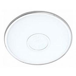 Накладной светильник ST-LuceКруглые<br>Артикул - SLE351.112.01,Бренд - ST-Luce (Китай),Коллекция - Funzionale,Гарантия, месяцы - 1,Высота, мм - 80,Диаметр, мм - 550,Размер упаковки, мм - 640x480x640,Тип лампы - светодиодная [LED],Общее кол-во ламп - 1,Напряжение питания лампы, В - 220,Максимальная мощность лампы, Вт - 60,Лампы в комплекте - светодиодная,Цвет плафонов и подвесок - белый с хромированным рисунком,Тип поверхности плафонов - глянцевый, матовый,Материал плафонов и подвесок - акрил,Цвет арматуры - белый,Тип поверхности арматуры - матовый,Материал арматуры - акрил,Класс электробезопасности - I,Степень пылевлагозащиты, IP - 20,Диапазон рабочих температур - комнатная температура,Дополнительные параметры - способ крепления светильника к потолку - на монтажной пластине<br>
