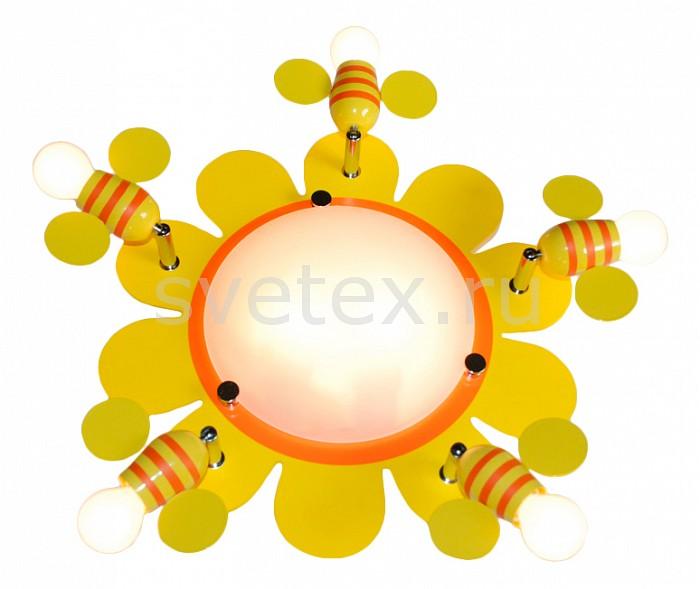 Спот CitiluxКруглые<br>Артикул - CL603173,Бренд - Citilux (Дания),Коллекция - Пчелки,Гарантия, месяцы - 24,Выступ, мм - 110,Диаметр, мм - 500,Тип лампы - компактная люминесцентная [КЛЛ] ИЛИнакаливания ИЛИсветодиодная [LED],Общее кол-во ламп - 7,Напряжение питания лампы, В - 220,Максимальная мощность лампы, Вт - 60,Лампы в комплекте - отсутствуют,Цвет плафонов и подвесок - белый,Тип поверхности плафонов - матовый,Материал плафонов и подвесок - полимер,Цвет арматуры - желтый, красный, оранжевый,Тип поверхности арматуры - глянцевый,Материал арматуры - металл,Количество плафонов - 1,Возможность подлючения диммера - нельзя,Форма и тип колбы - свеча ИЛИ свеча на ветру,Тип цоколя лампы - E14,Класс электробезопасности - I,Общая мощность, Вт - 420,Степень пылевлагозащиты, IP - 20,Диапазон рабочих температур - комнатная температура,Дополнительные параметры - способ крепления светильника на стене – на монтажной пластине<br>