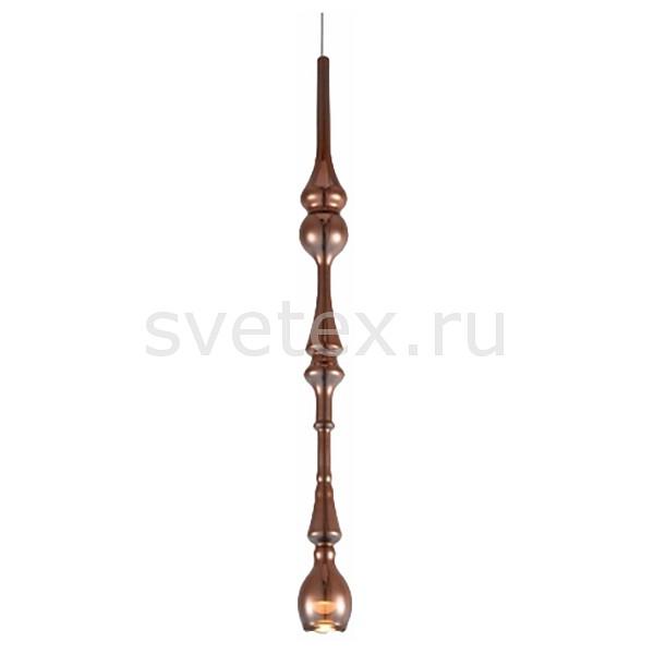 Подвесной светильник Crystal LuxБарные<br>Артикул - CU_2268_201,Бренд - Crystal Lux (Испания),Коллекция - Lux,Гарантия, месяцы - 24,Высота, мм - 700-1000,Диаметр, мм - 60,Тип лампы - светодиодная [LED],Общее кол-во ламп - 1,Напряжение питания лампы, В - 220,Максимальная мощность лампы, Вт - 3,Цвет лампы - белый,Лампы в комплекте - светодиодная [LED],Цвет плафонов и подвесок - медный,Тип поверхности плафонов - прозрачный,Материал плафонов и подвесок - стекло,Цвет арматуры - медь,Тип поверхности арматуры - глянцевый,Материал арматуры - металл,Количество плафонов - 1,Возможность подлючения диммера - нельзя,Цветовая температура, K - 4000 K,Световой поток, лм - 250,Экономичнее лампы накаливания - в 10 раз,Светоотдача, лм/Вт - 83,Класс электробезопасности - I,Степень пылевлагозащиты, IP - 20,Диапазон рабочих температур - комнатная температура,Дополнительные параметры - регулируется по высоте,  способ крепления светильника к потолку – на монтажной пластине<br>