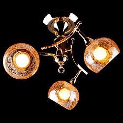 Люстра на штанге EurosvetНе более 4 ламп<br>Артикул - EV_4582,Бренд - Eurosvet (Китай),Коллекция - 3353,Гарантия, месяцы - 24,Высота, мм - 290,Тип лампы - компактная люминесцентная [КЛЛ] ИЛИнакаливания ИЛИсветодиодная [LED],Общее кол-во ламп - 3,Напряжение питания лампы, В - 220,Максимальная мощность лампы, Вт - 60,Лампы в комплекте - отсутствуют,Цвет плафонов и подвесок - коричневый, неокрашенный,Тип поверхности плафонов - прозрачный,Материал плафонов и подвесок - хрусталь,Цвет арматуры - золото,Тип поверхности арматуры - глянцевый,Материал арматуры - металл,Тип цоколя лампы - E27,Класс электробезопасности - I,Общая мощность, Вт - 180,Степень пылевлагозащиты, IP - 20,Диапазон рабочих температур - комнатная температура<br>