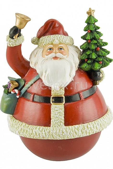 Фото Дед Мороз Mister Christmas x 15 см Поющий