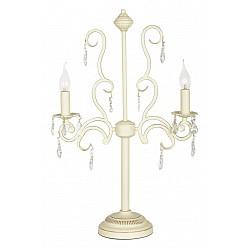 Настольная лампа Arti LampadariНастольные лампы<br>Артикул - AL_Gioia_E_4.2.602_CG,Бренд - Arti Lampadari (Италия),Коллекция - Gioia,Гарантия, месяцы - 24,Высота, мм - 700,Диаметр, мм - 450,Тип лампы - компактная люминесцентная [КЛЛ] ИЛИнакаливания ИЛИсветодиодная [LED],Общее кол-во ламп - 2,Напряжение питания лампы, В - 220,Максимальная мощность лампы, Вт - 40,Лампы в комплекте - отсутствуют,Цвет плафонов и подвесок - неокрашенный,Тип поверхности плафонов - прозрачный,Материал плафонов и подвесок - хрусталь,Цвет арматуры - кремовый, золото,Тип поверхности арматуры - матовый,Материал арматуры - металл,Форма и тип колбы - свеча ИЛИ свеча на ветру,Тип цоколя лампы - E14,Класс электробезопасности - II,Общая мощность, Вт - 80,Степень пылевлагозащиты, IP - 20,Диапазон рабочих температур - комнатная температура<br>