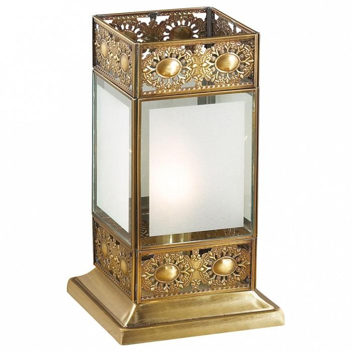 Фото Настольная лампа Odeon Light E14 220В 60Вт Valso 2344/1B