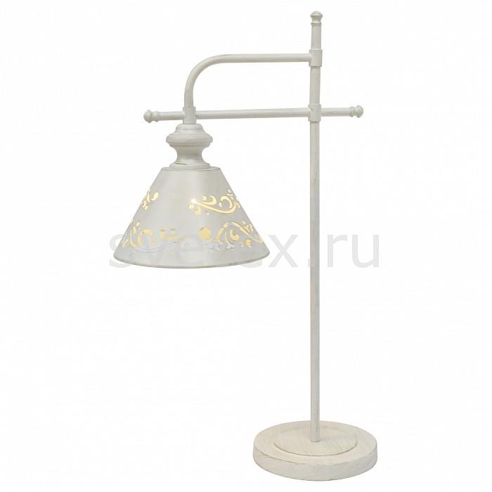 Фото Настольная лампа Arte Lamp Kensington A1511LT-1WG