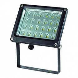 Настенно-наземный прожектор NovotechНастенно-наземные<br>Артикул - NV_357190,Бренд - Novotech (Венгрия),Коллекция - Armin,Гарантия, месяцы - 24,Время изготовления, дней - 1,Тип лампы - светодиодная [LED],Общее кол-во ламп - 24,Напряжение питания лампы, В - 220,Максимальная мощность лампы, Вт - 1,Лампы в комплекте - светодиодные [LED],Цвет плафонов и подвесок - неокрашенный,Тип поверхности плафонов - прозрачный,Материал плафонов и подвесок - стекло,Цвет арматуры - черный,Тип поверхности арматуры - матовый,Материал арматуры - алюминий,Класс электробезопасности - II,Общая мощность, Вт - 24,Степень пылевлагозащиты, IP - 65,Диапазон рабочих температур - от -40^C до +40^C,Дополнительные параметры - поворотный светильник, угол рассеивания 90^C, рассеиватель из закаленного стекла<br>