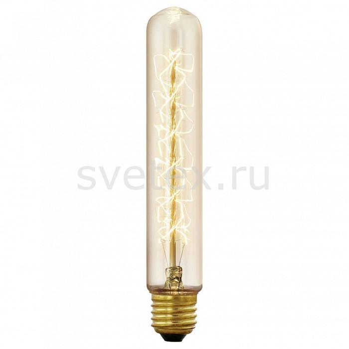 Лампа накаливания Egloлампа накаливания 60 вт<br>Артикул - EG_49506,Бренд - Eglo (Австрия),Коллекция - Vintage,Время изготовления, дней - 1,Высота, мм - 185,Диаметр, мм - 32,Тип лампы - накаливания,Напряжение питания лампы, В - 220,Максимальная мощность лампы, Вт - 60,Цвет лампы - белый теплый,Форма и тип колбы - пальчиковая,Тип цоколя лампы - E27,Цветовая температура, K - 2700 K,Световой поток, лм - 200,Ресурс лампы - 2.5 тыс. часов<br>