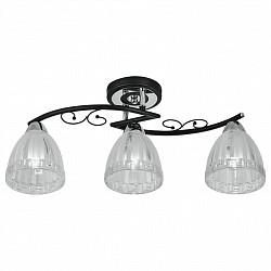 Потолочная люстра IDLampНе более 4 ламп<br>Артикул - ID_232_3PF-Blackchrome,Бренд - IDLamp (Италия),Коллекция - 232,Высота, мм - 220,Тип лампы - компактная люминесцентная [КЛЛ] ИЛИнакаливания ИЛИсветодиодная [LED],Общее кол-во ламп - 3,Напряжение питания лампы, В - 220,Максимальная мощность лампы, Вт - 60,Лампы в комплекте - отсутствуют,Цвет плафонов и подвесок - неокрашенный,Тип поверхности плафонов - матовый, рельефный,Материал плафонов и подвесок - стекло,Цвет арматуры - венге, хром,Тип поверхности арматуры - глянцевый, матовый,Материал арматуры - металл,Возможность подлючения диммера - можно, если установить лампу накаливания,Тип цоколя лампы - E14,Класс электробезопасности - I,Общая мощность, Вт - 180,Степень пылевлагозащиты, IP - 20,Диапазон рабочих температур - комнатная температура,Дополнительные параметры - способ крепления светильника к потолку – на монтажной пластине<br>