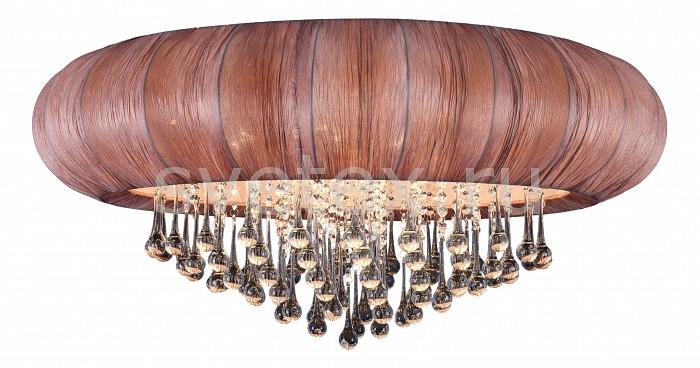 Накладной светильник ST-LuceКруглые<br>Артикул - SL350.582.12,Бренд - ST-Luce (Италия),Коллекция - Preferita,Гарантия, месяцы - 24,Высота, мм - 300,Диаметр, мм - 900,Размер упаковки, мм - 950x950x260,Тип лампы - компактная люминесцентная [КЛЛ] ИЛИнакаливания ИЛИсветодиодная [LED],Общее кол-во ламп - 12,Напряжение питания лампы, В - 220,Максимальная мощность лампы, Вт - 40,Лампы в комплекте - отсутствуют,Цвет плафонов и подвесок - кофейный, неокрашенный,Тип поверхности плафонов - матовый, прозрачный,Материал плафонов и подвесок - стекло, текстиль,Цвет арматуры - хром,Тип поверхности арматуры - глянцевый,Материал арматуры - металл,Количество плафонов - 1,Возможность подлючения диммера - можно, если установить лампу накаливания,Тип цоколя лампы - E14,Класс электробезопасности - I,Общая мощность, Вт - 480,Степень пылевлагозащиты, IP - 20,Диапазон рабочих температур - комнатная температура,Дополнительные параметры - способ крепления светильника к потолку – на монтажной пластине<br>