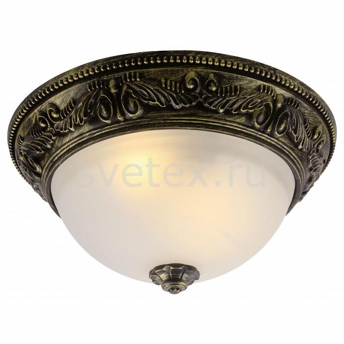 Фото Накладной светильник Arte Lamp Piatti A8010PL-2AB