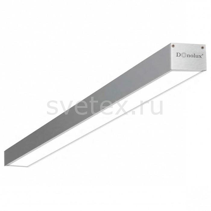 Накладной светильник DonoluxНакладные светильники<br>Артикул - do_dl18506c100ww20,Бренд - Donolux (Китай),Коллекция - 1850,Гарантия, месяцы - 24,Длина, мм - 1000,Ширина, мм - 35,Выступ, мм - 35,Тип лампы - светодиодная [LED],Общее кол-во ламп - 1,Напряжение питания лампы, В - 220,Максимальная мощность лампы, Вт - 19.2,Цвет лампы - белый теплый,Лампы в комплекте - светодиодная [LED],Цвет плафонов и подвесок - белый,Тип поверхности плафонов - матовый,Материал плафонов и подвесок - полимер,Цвет арматуры - серый,Тип поверхности арматуры - матовый,Материал арматуры - металл,Количество плафонов - 1,Цветовая температура, K - 3000 K,Световой поток, лм - 1320,Экономичнее лампы накаливания - в 5.5 раза,Светоотдача, лм/Вт - 69,Класс электробезопасности - I,Степень пылевлагозащиты, IP - 20,Диапазон рабочих температур - комнатная температура<br>