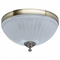 Накладной светильник MW-LightКруглые<br>Артикул - MW_317013805,Бренд - MW-Light (Германия),Коллекция - Афродита 5,Гарантия, месяцы - 24,Высота, мм - 250,Диаметр, мм - 400,Тип лампы - компактная люминесцентная [КЛЛ] ИЛИнакаливания ИЛИсветодиодная [LED],Общее кол-во ламп - 5,Напряжение питания лампы, В - 220,Максимальная мощность лампы, Вт - 60,Лампы в комплекте - отсутствуют,Цвет плафонов и подвесок - белый, неокрашенный,Тип поверхности плафонов - матовый, прозрачный,Материал плафонов и подвесок - стекло, хрусталь,Цвет арматуры - бронза античная,Тип поверхности арматуры - матовый, рельефный,Материал арматуры - металл,Возможность подлючения диммера - можно, если установить лампу накаливания,Тип цоколя лампы - E14,Класс электробезопасности - I,Общая мощность, Вт - 300,Степень пылевлагозащиты, IP - 20,Диапазон рабочих температур - комнатная температура,Дополнительные параметры - способ крепления к потолку - на монтажной пластине<br>