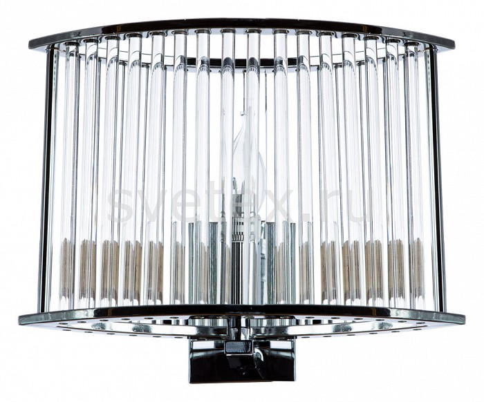 Бра DivinareНастенные светильники<br>Артикул - DV_2060_02_AP-1,Бренд - Divinare (Италия),Коллекция - Domenica,Гарантия, месяцы - 24,Ширина, мм - 200,Высота, мм - 250,Выступ, мм - 300,Тип лампы - компактная люминесцентная [КЛЛ] ИЛИнакаливания ИЛИсветодиодная [LED],Общее кол-во ламп - 1,Напряжение питания лампы, В - 220,Максимальная мощность лампы, Вт - 40,Лампы в комплекте - отсутствуют,Цвет плафонов и подвесок - неокрашенный с каймой хромированой,Тип поверхности плафонов - прозрачный,Материал плафонов и подвесок - металл, стекло,Цвет арматуры - хром,Тип поверхности арматуры - глянцевый,Материал арматуры - дюралюминий,Количество плафонов - 1,Возможность подлючения диммера - можно, если установить лампу накаливания,Форма и тип колбы - свеча,Тип цоколя лампы - E14,Класс электробезопасности - I,Степень пылевлагозащиты, IP - 20,Диапазон рабочих температур - комнатная температура,Дополнительные параметры - способ крепления светильника на стене – на монтажной пластине, светильник предназначен для использования со скрытой проводкой, плафон вращается вокруг своей оси<br>
