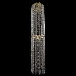 Люстра на штанге Bohemia Ivele CrystalБолее 6 ламп<br>Артикул - BI_2140_40_200_G,Бренд - Bohemia Ivele Crystal (Чехия),Коллекция - 2140,Гарантия, месяцы - 24,Высота, мм - 2000,Диаметр, мм - 400,Размер упаковки, мм - 810x810x270,Тип лампы - компактная люминесцентная [КЛЛ] ИЛИнакаливания ИЛИсветодиодная [LED],Общее кол-во ламп - 60,Напряжение питания лампы, В - 220,Максимальная мощность лампы, Вт - 40,Лампы в комплекте - отсутствуют,Цвет плафонов и подвесок - неокрашенный,Тип поверхности плафонов - прозрачный,Материал плафонов и подвесок - хрусталь,Цвет арматуры - золото,Тип поверхности арматуры - глянцевый, рельефный,Материал арматуры - латунь,Возможность подлючения диммера - можно, если установить лампу накаливания,Тип цоколя лампы - E14,Класс электробезопасности - I,Общая мощность, Вт - 2400,Степень пылевлагозащиты, IP - 20,Диапазон рабочих температур - комнатная температура,Дополнительные параметры - способ крепления светильника к потолку - на крюке<br>