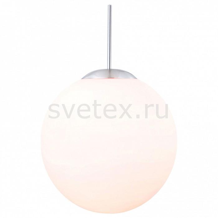 Подвесной светильник GloboБарные<br>Артикул - GB_1581,Бренд - Globo (Австрия),Коллекция - Balla,Гарантия, месяцы - 24,Время изготовления, дней - 1,Высота, мм - 1800,Диаметр, мм - 250,Размер упаковки, мм - 325x295x295,Тип лампы - компактная люминесцентная [КЛЛ] ИЛИнакаливания ИЛИсветодиодная [LED],Общее кол-во ламп - 1,Напряжение питания лампы, В - 220,Максимальная мощность лампы, Вт - 60,Лампы в комплекте - отсутствуют,Цвет плафонов и подвесок - молочный,Тип поверхности плафонов - матовый,Материал плафонов и подвесок - стекло,Цвет арматуры - никель,Тип поверхности арматуры - матовый,Материал арматуры - металл,Количество плафонов - 1,Возможность подлючения диммера - можно, если установить лампу накаливания,Тип цоколя лампы - E27,Класс электробезопасности - I,Степень пылевлагозащиты, IP - 20,Диапазон рабочих температур - комнатная температура,Дополнительные параметры - высота светильника регулируется<br>