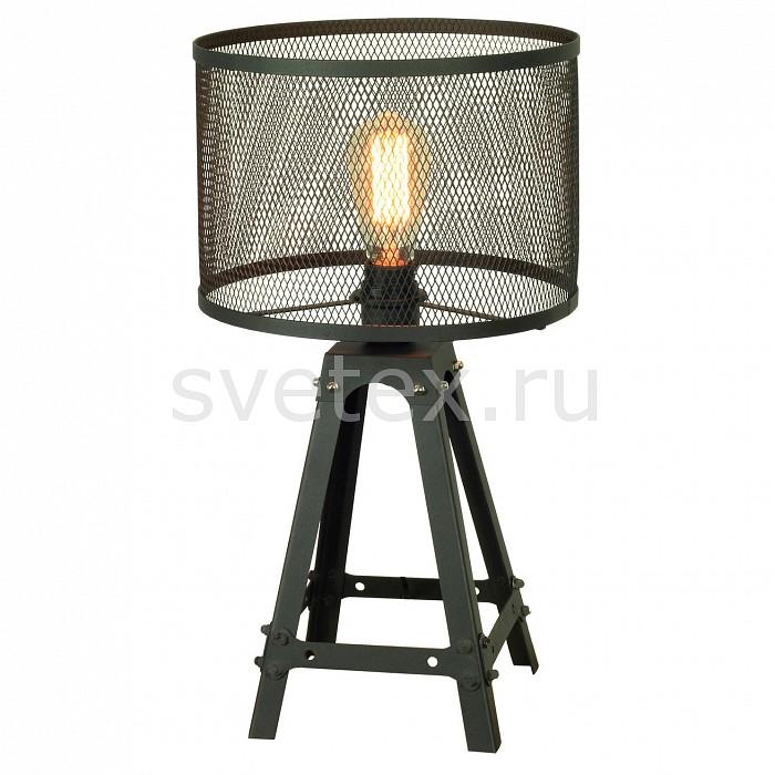 Настольная лампа декоративная LussoleСветильники<br>Артикул - LSP-9886,Бренд - Lussole (Италия),Коллекция - LSP-9884-7,Гарантия, месяцы - 24,Время изготовления, дней - 1,Высота, мм - 510,Диаметр, мм - 300,Тип лампы - компактная люминесцентная [КЛЛ] ИЛИнакаливания ИЛИсветодиодная [LED],Общее кол-во ламп - 1,Напряжение питания лампы, В - 220,Максимальная мощность лампы, Вт - 60,Лампы в комплекте - отсутствуют,Цвет плафонов и подвесок - черный,Тип поверхности плафонов - матовый,Материал плафонов и подвесок - металл,Цвет арматуры - черный,Тип поверхности арматуры - матовый, рельефный,Материал арматуры - металл,Количество плафонов - 1,Наличие выключателя, диммера или пульта ДУ - выключатель на проводе,Компоненты, входящие в комплект - провод электропитания с вилкой без заземления,Тип цоколя лампы - E27,Класс электробезопасности - II,Степень пылевлагозащиты, IP - 20,Диапазон рабочих температур - комнатная температура<br>